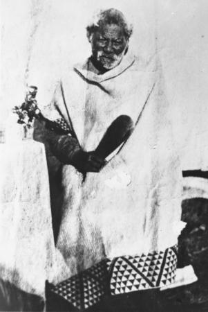 Wiremu Kīngi Moki Te Mataāatea, 1880s