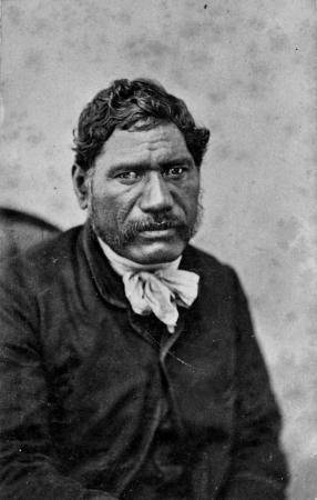 Te Ua Haumēne, early 1860s