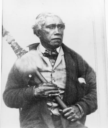 Tohi Te Ururangi, early 1860s