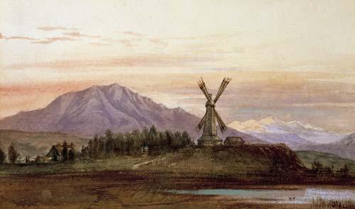 Leithfield windmill