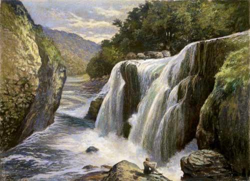 Te Rēinga falls
