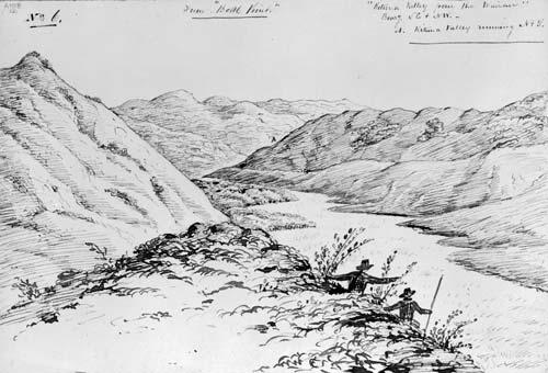 Kaituna valley