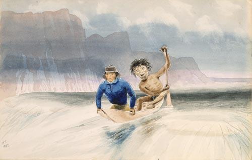 'Crossing the Mataura'