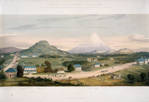 New Plymouth, 1843