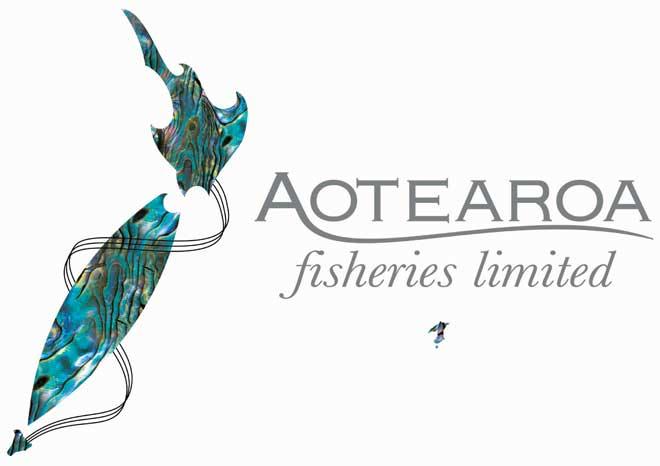 Aotearoa Fisheries logo