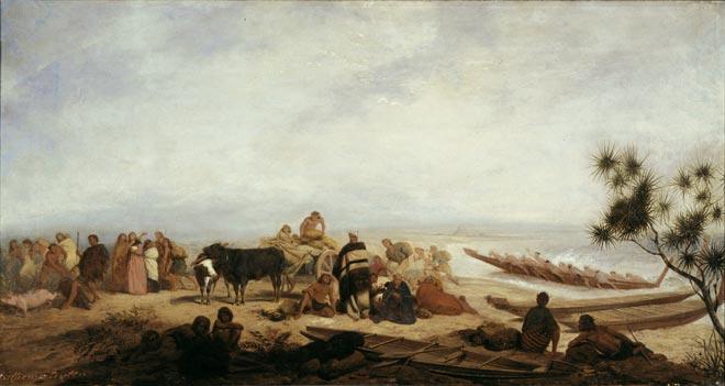 Māori traders