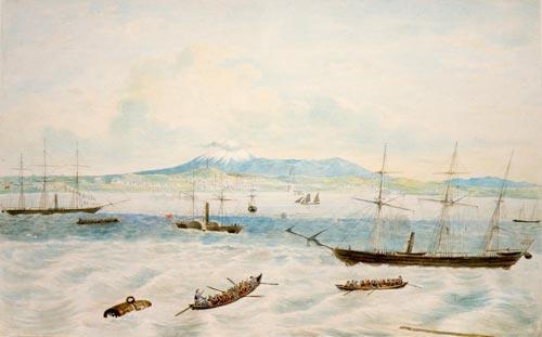 More troops for Taranaki, 1860
