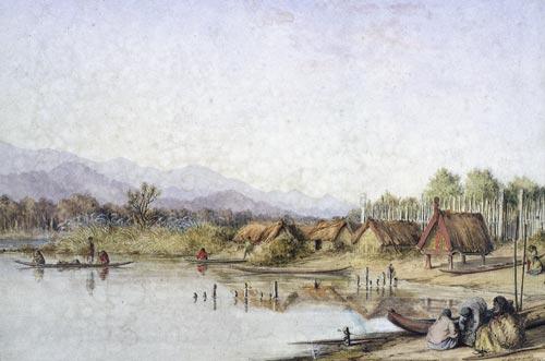Kikopiri pā, Horowhenua