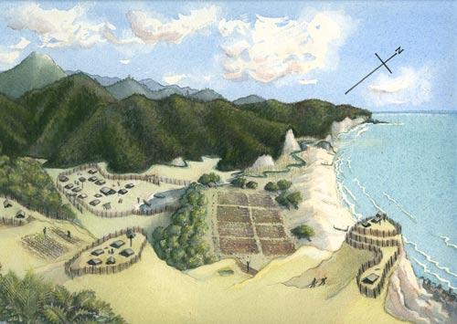 Māori kāinga