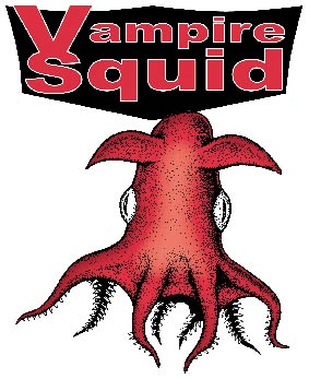Vampire squid logo