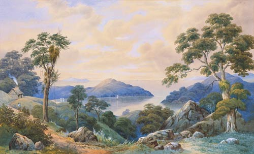 'The Bay of Islands'