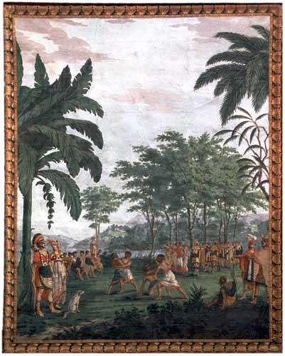 'Les Sauvages de la mer  Pacifique' (1804–1805)