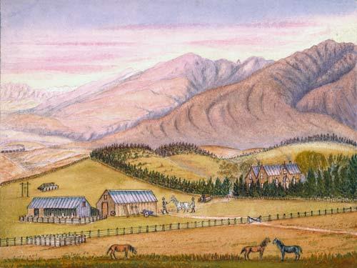 Cricklewood homestead