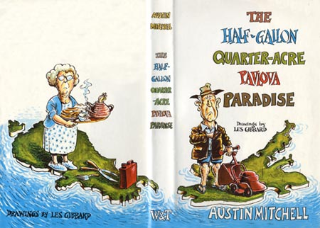 The half-gallon quarter-acre pavlova paradise