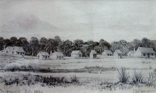 Invercargill, 1859