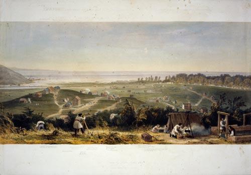 Nelson in 1842