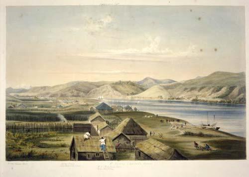 Petre (Whanganui) in 1841