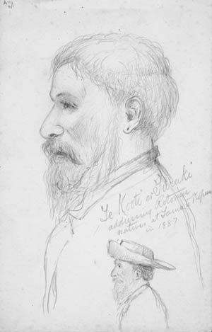 Te Kooti Arikirangi Te Tūruki, 1887
