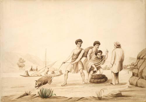 'Maori bargaining with a pakeha'