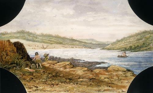 Porirua, 1842
