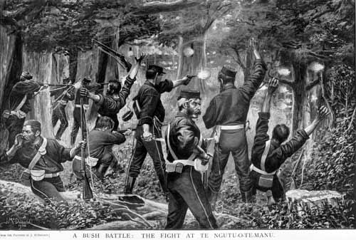 In 1868 Tītokowaru emerged as a major leader of N...