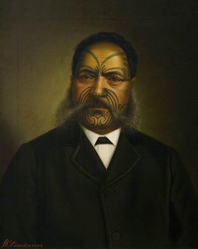 Hōri Ngākapa Te Whanaunga