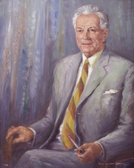 Norbert Modriniak, pioneer geophysicist