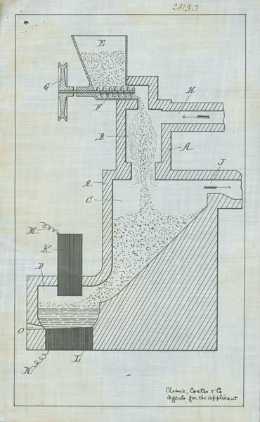 John Cull's smelting method