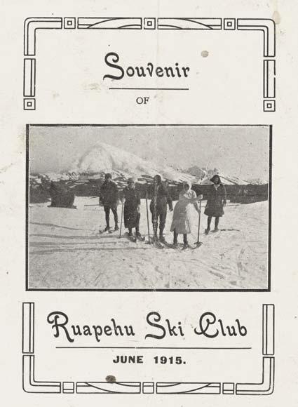 Ruapehu Ski Club