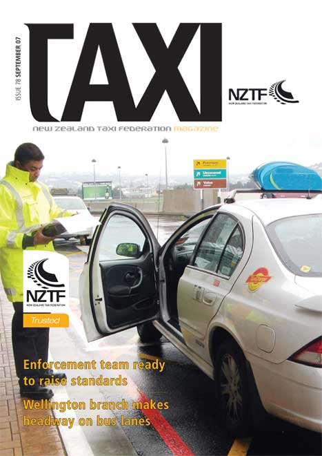 New Zealand Taxi Federation