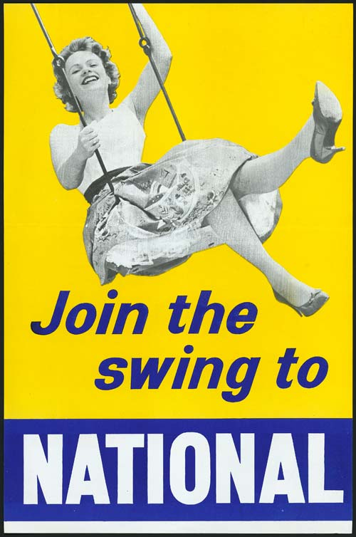 National Party advertisement
