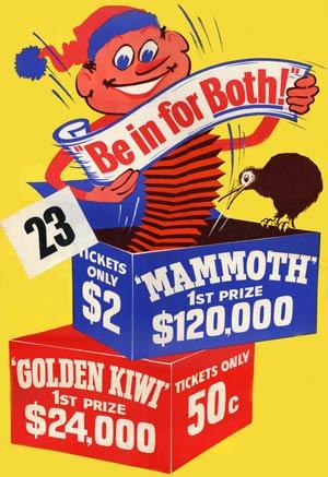 Golden Kiwi poster