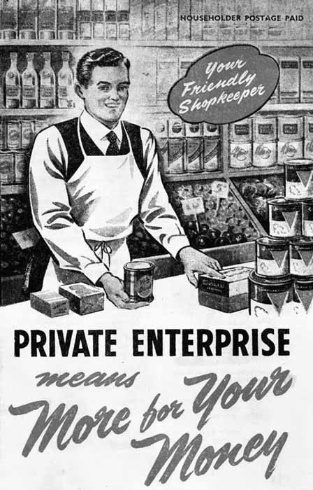 National Party booklet, 1949
