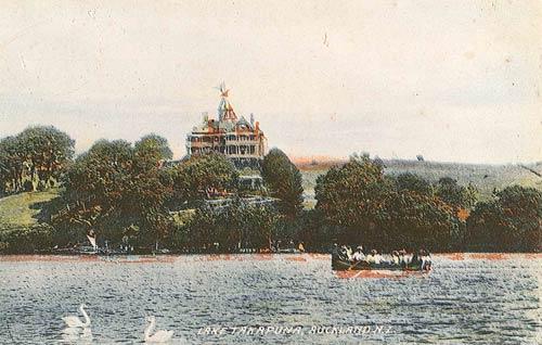 Lake Hotel, Pupuke