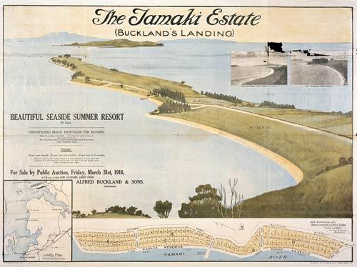 The Tāmaki estate