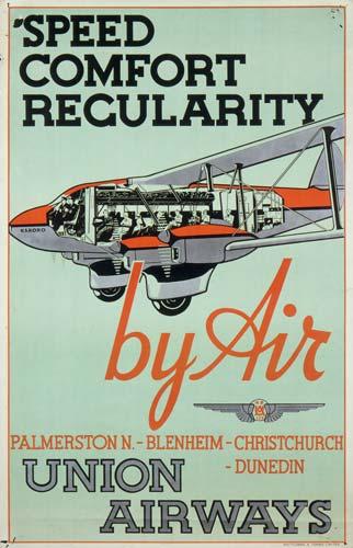 Promoting Union Airways