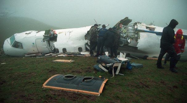 Air crashes