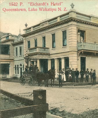 Eichardt's Hotel, Queenstown