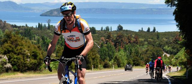 Lake Taupō Cycle Challenge