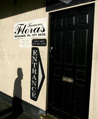 Famous Flora's massage parlour, Auckland