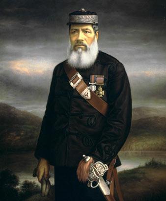 Rāpata Wahawaha, military leader