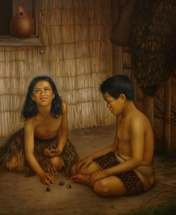 Traditional Māori games – ngā tākaro