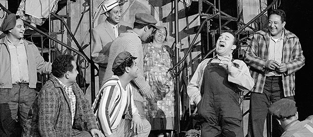 New Zealand Opera Company's 1965 production of <em>Porgy and Bess</em>