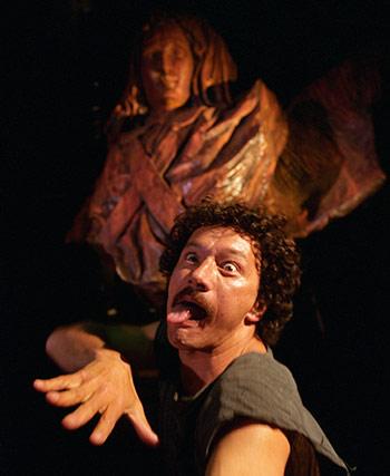 Jim Moriarty in <em>Michael James Manaia</em>, 1994