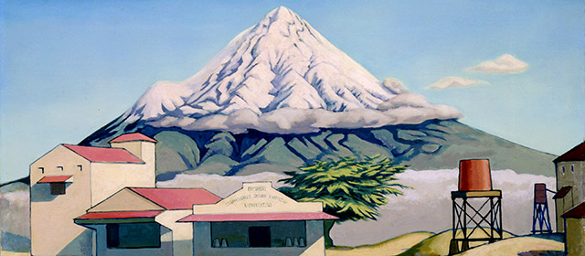 Christopher Perkins, 'Taranaki', 1931