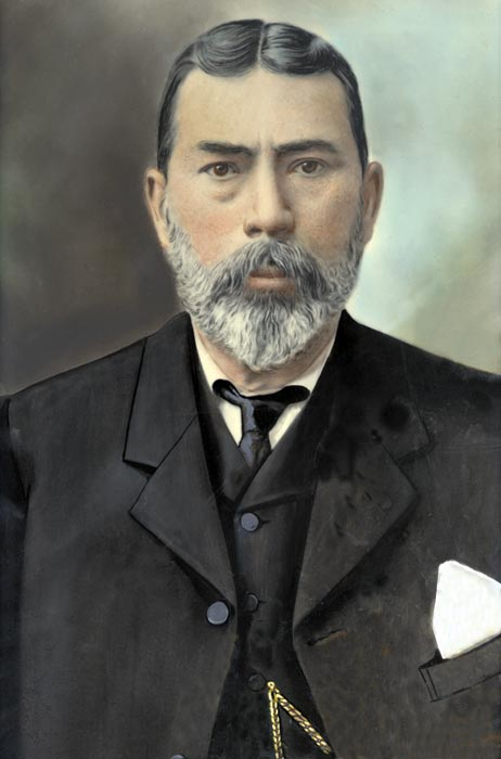 Te Atahikoia in later life