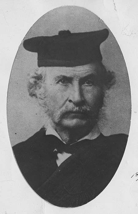 James Alexander Robertson Menzies