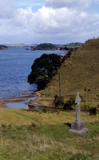 The Marsden Cross
