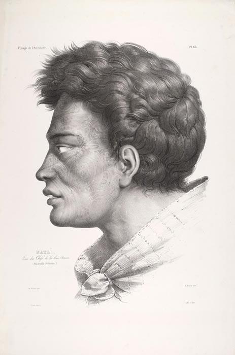 Portrait of Natai, 1833