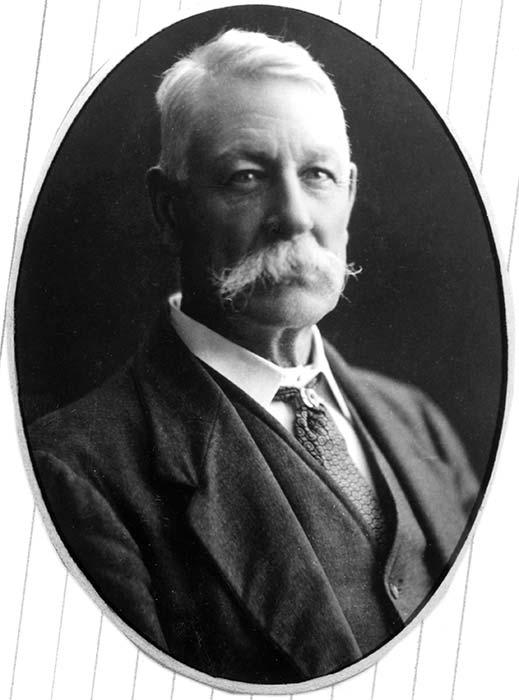 Charles John Wright Barton, long-serving Hamilton local politician from 1881 until 1933